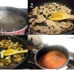 مطبخ مغتربـة : الفتة المصرية