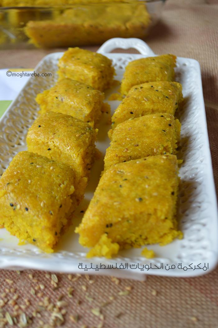 حلويات فلسطينية قديمة