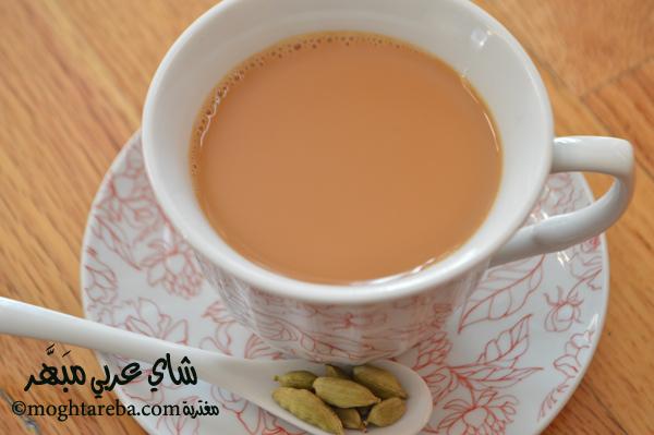 طريقة عمل شاي كراك